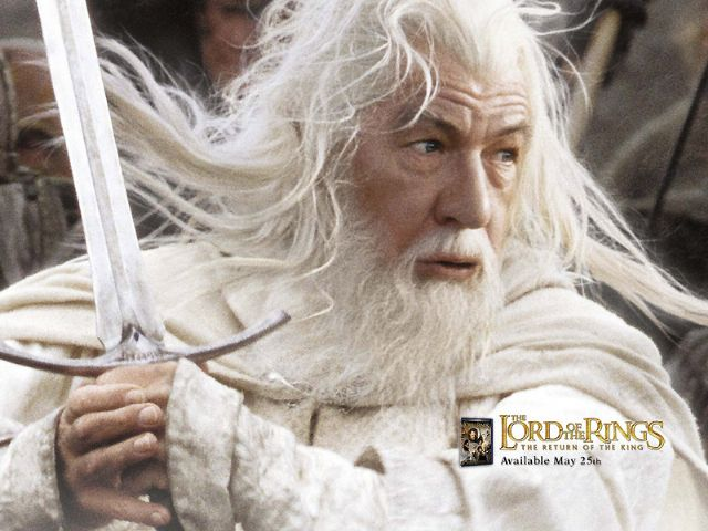 Yüzüklerin Efendisi Gandalf Filmler Lord Of The Rings Puzmo